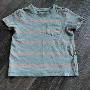 4/$20 Boys Gap Dinosaur T Shirt Sz 18-24 mth